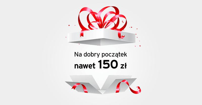 """150 zł w gotówce za założenie """"rewolucyjnego"""" CitiKonta + 300 zł za kartę kredytową"""