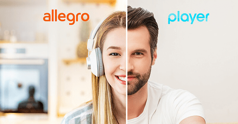 50 zł na Allegro lub 5 miesięcy dostępu do Playera za konto Getin Banku (+50 zł w programie poleceń i 2% dla oszczędności!)