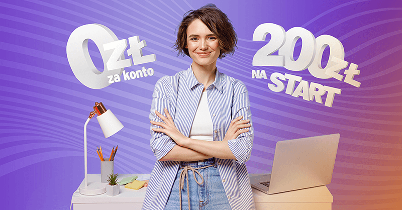 200 zł za CitiKonto