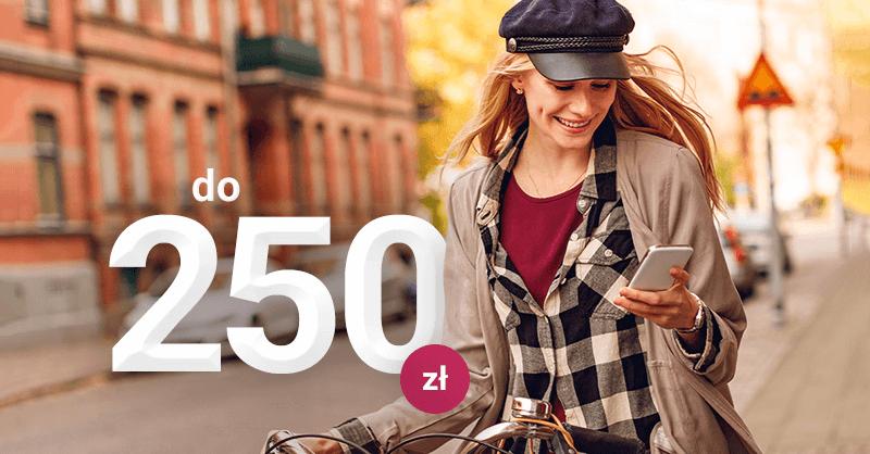 250 zł premii za założenie Konta 360° od Banku Millennium (z krótszym okresem karencji!)